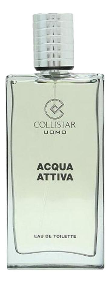Collistar Acqua Attiva: туалетная вода 100мл тестер collistar talasso scrub anti age купить