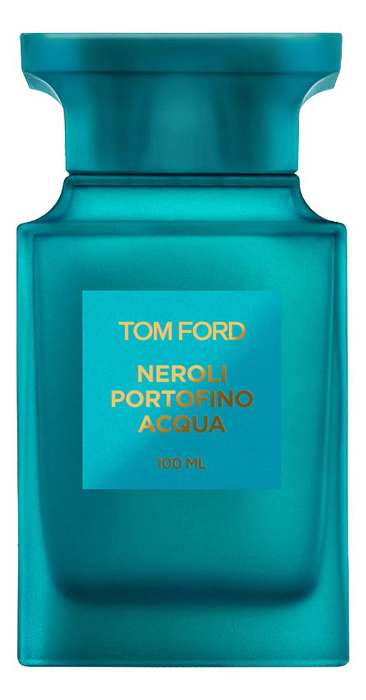 mustang sport ford туалетная вода 100мл тестер Tom Ford Neroli Portofino Acqua: туалетная вода 100мл тестер