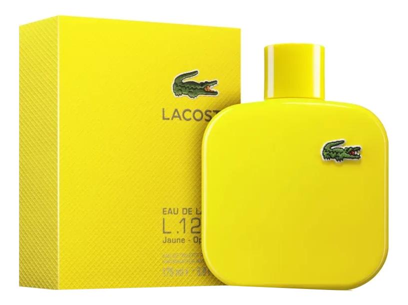 Eau De Lacoste L.12.12 Yellow: туалетная вода 175мл eau de lacoste l 12 12 yellow туалетная вода 100мл