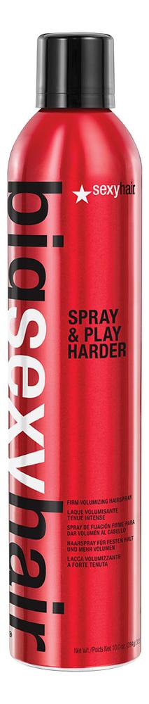 Спрей для дополнительного объема Big Spray and Play Harder 300мл