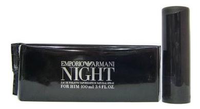 Купить Emporio Night For Him: туалетная вода 100мл, Giorgio Armani