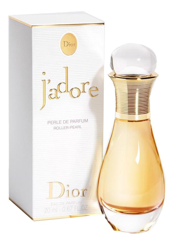Купить Christian Dior J'adore: парфюмерная вода 20мл roller