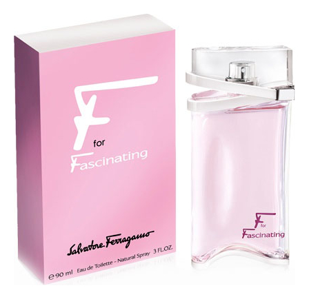 Salvatore Ferragamo F by Ferragamo for Fascinating: туалетная вода 90мл salvatore ferragamo tuscan soul туалетная вода 125мл
