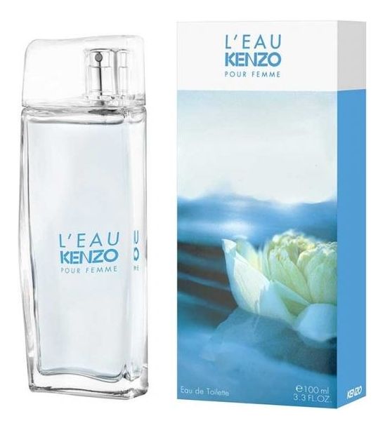 Купить L'Eau Pour Femme: туалетная вода 100мл, Kenzo
