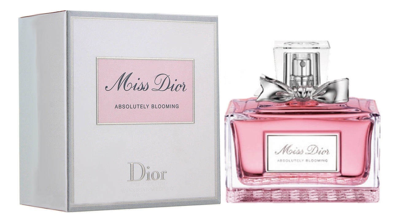 Christian Dior Miss Dior Absolutely Blooming : парфюмерная вода 30мл фото