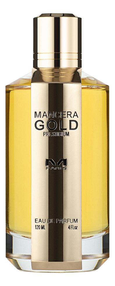 Gold Prestigium: парфюмерная вода 8мл