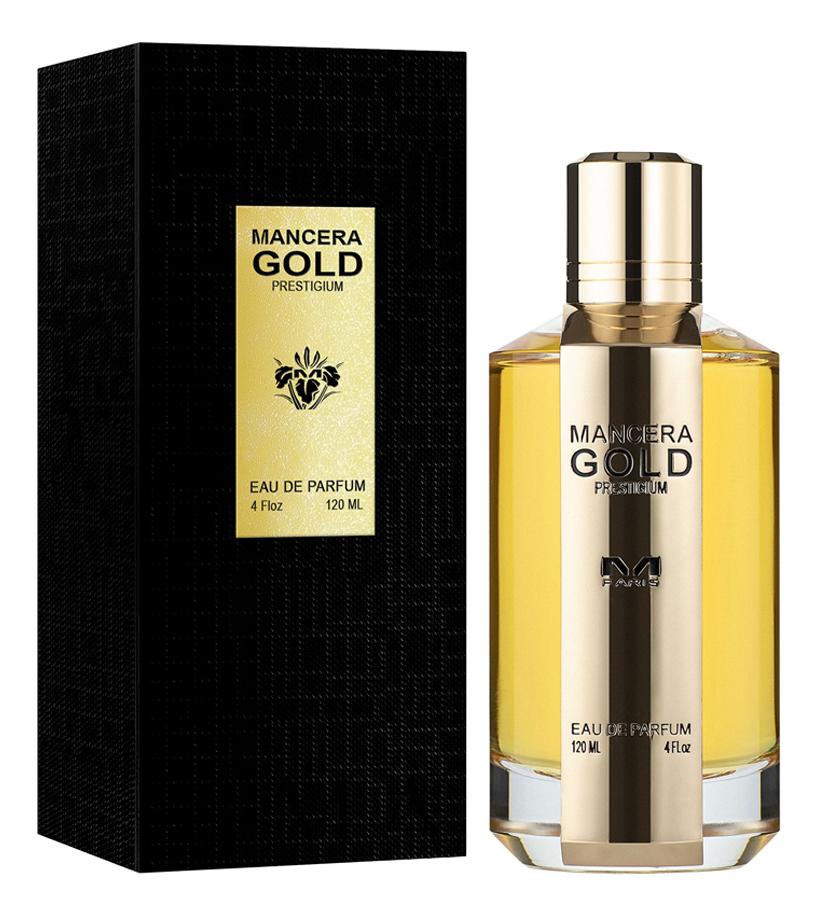 Gold Prestigium: парфюмерная вода 120мл