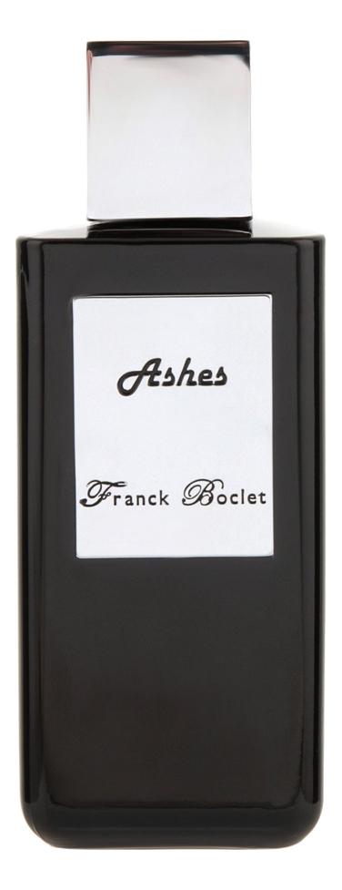 Купить Ashes: духи 2мл, Franck Boclet