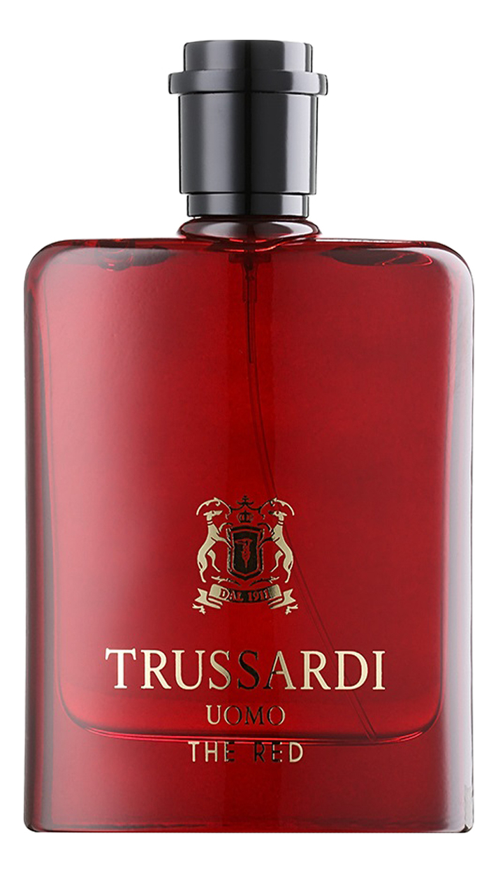 Trussardi Uomo The Red: туалетная вода 100мл тестер trussardi uomo 2011 туалетная вода 100мл
