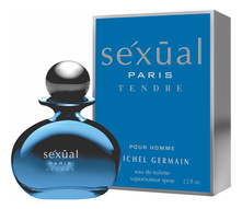 Michel Germain Sexual Paris Tendre Pour Homme