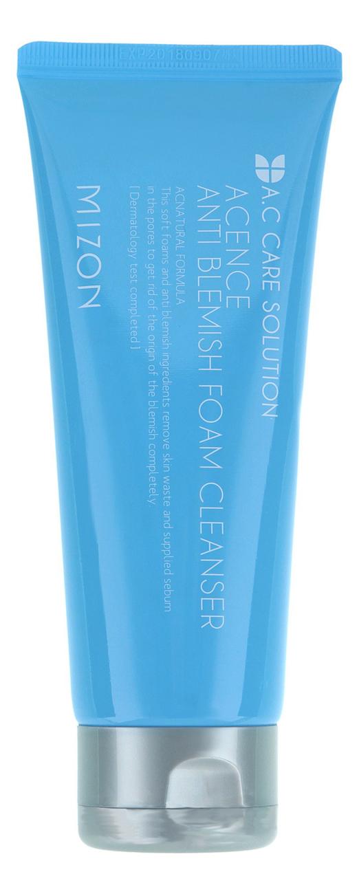 Очищающая пенка для проблемной кожи лица Acence Anti Blemish Foam Cleanser 150мл