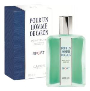 Купить Pour Un Homme de Caron Sport: туалетная вода 125мл