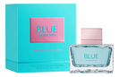 Antonio Banderas Blue Seduction For Women туалетная вода 80мл