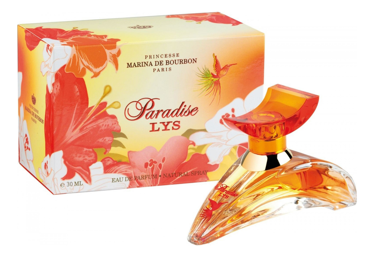 Lys Paradise: парфюмерная вода 30мл недорого