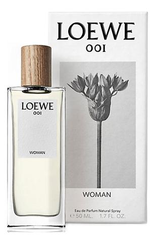 Купить Loewe 001 Woman: парфюмерная вода 50мл