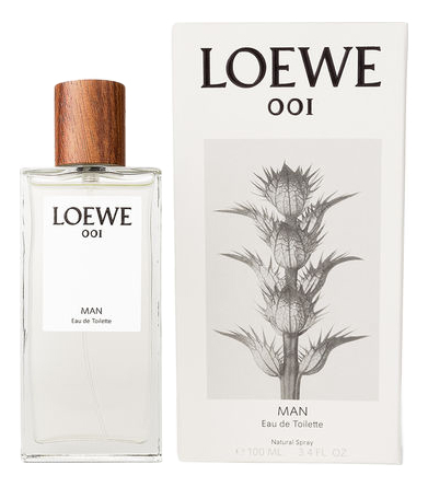 Купить 001 Man: парфюмерная вода 100мл, Loewe