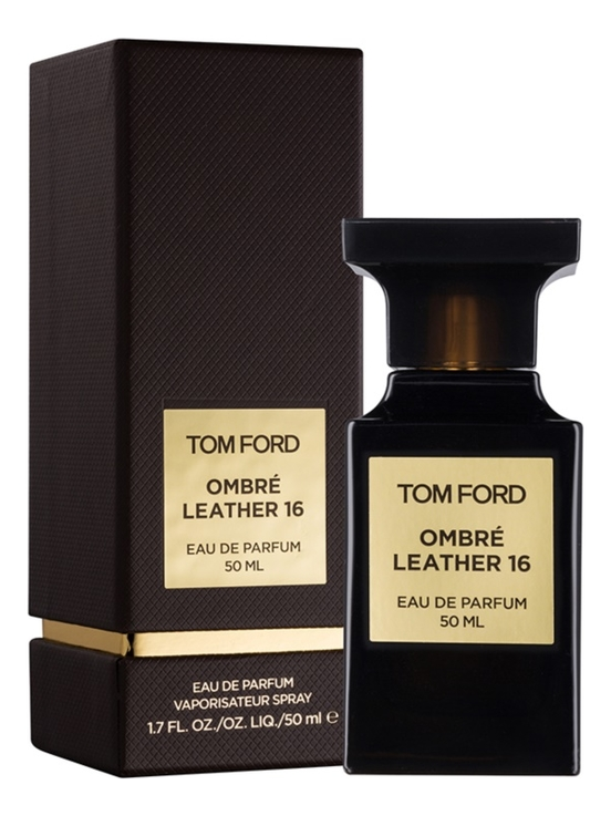 Фото - Tom Ford Ombre Leather 16: парфюмерная вода 50мл tom ford fougere d'argent парфюмерная вода 50мл