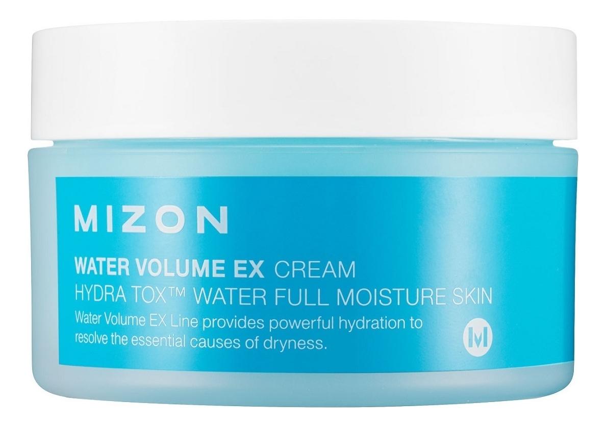 Увлажняющий крем для лица c экстрактом морских водорослей Water Volume Ex Cream 100мл