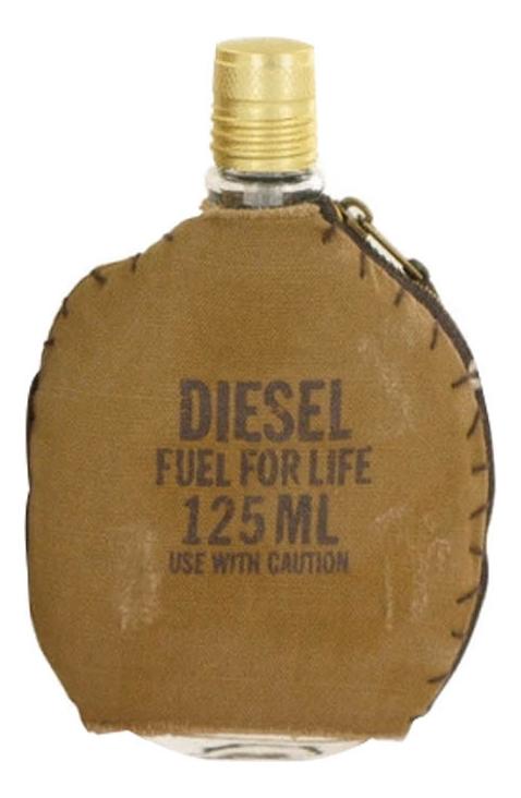 diesel fuel for life spirit by diesel for men 2 5 oz edt spray Fuel For Life Men: туалетная вода 125мл уценка