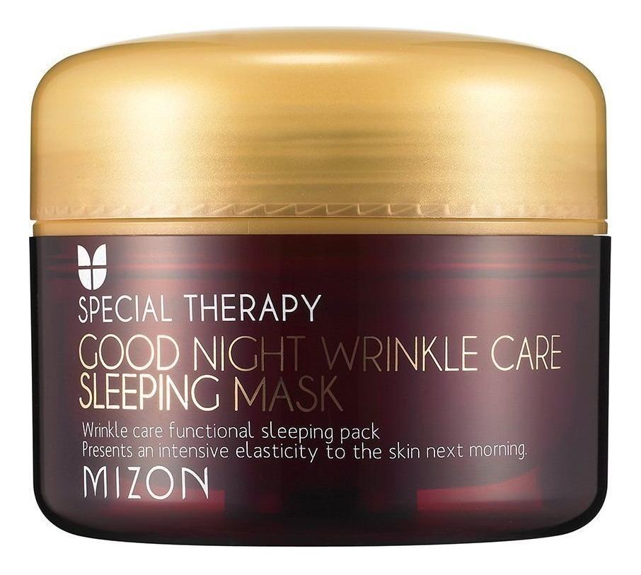 Ночная маска для лица против морщин Good Night Wrinkle Care Sleeping Mask 75мл недорого