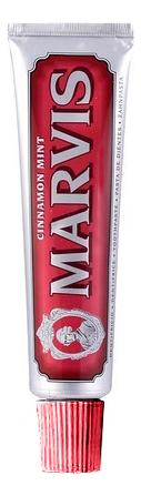 Купить Зубная паста Мята и корица Cinnamon Mint: Зубная паста 25мл, MARVIS