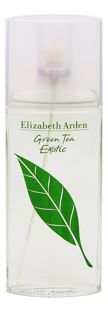 Green Tea Exotic: туалетная вода 100мл тестер elizabeth arden green tea lavender туалетная вода 100мл тестер