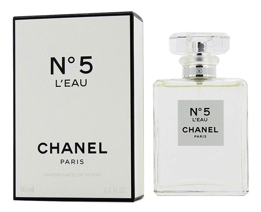 Купить Chanel No5 L'Eau: туалетная вода 50мл