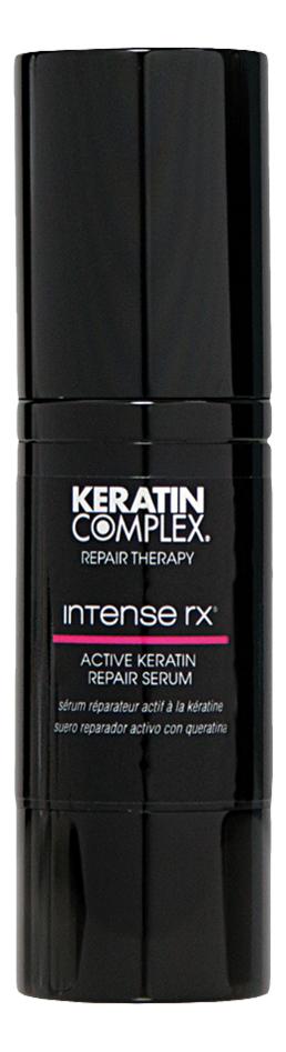 Фото - Восстанавливающая сыворотка для волос Intense Rx Active Keratin Repair Serum: Сыворотка 30мл ночная восстанавливающая сыворотка для лица 2% retinol complex serum 30мл