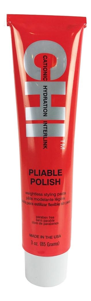 Купить Гель для укладки волос Мягкий блеск Pliable Polish Weightless Styling Paste 85г, CHI