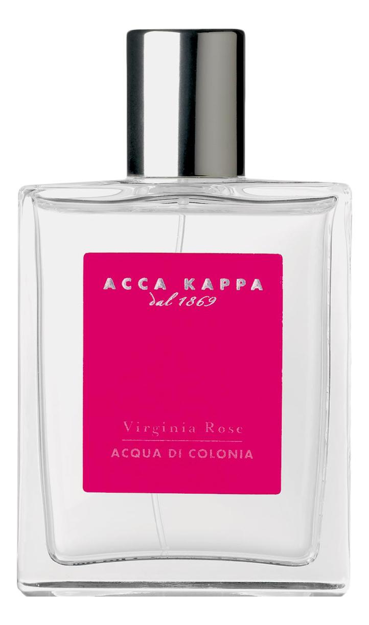 Acca Kappa Virginia Rose: одеколон 100мл