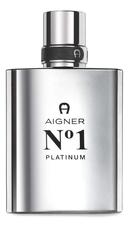 Aigner No1 Platinum: туалетная вода 100мл недорого