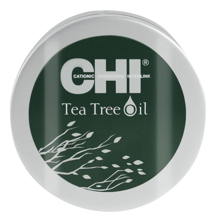 Фото - Восстанавливающая маска для волос с маслом чайного дерева Revitalizing Masque Tea Tree Oil 237мл гель смазка sico tea tree oil с маслом чайного дерева 100 мл