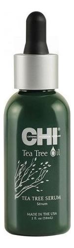 Фото - Сыворотка для волос с маслом чайного дерева Tea Tree Oil Serum: Сыворотка 59мл гель смазка sico tea tree oil с маслом чайного дерева 100 мл