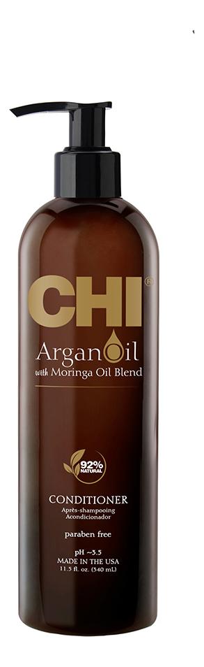 Купить Кондиционер для волос Argan Oil Plus Moringa Conditioner: Кондиционер 340мл, CHI