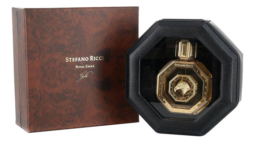 Stefano Ricci Royal Eagle Gold: парфюмерная вода 100мл