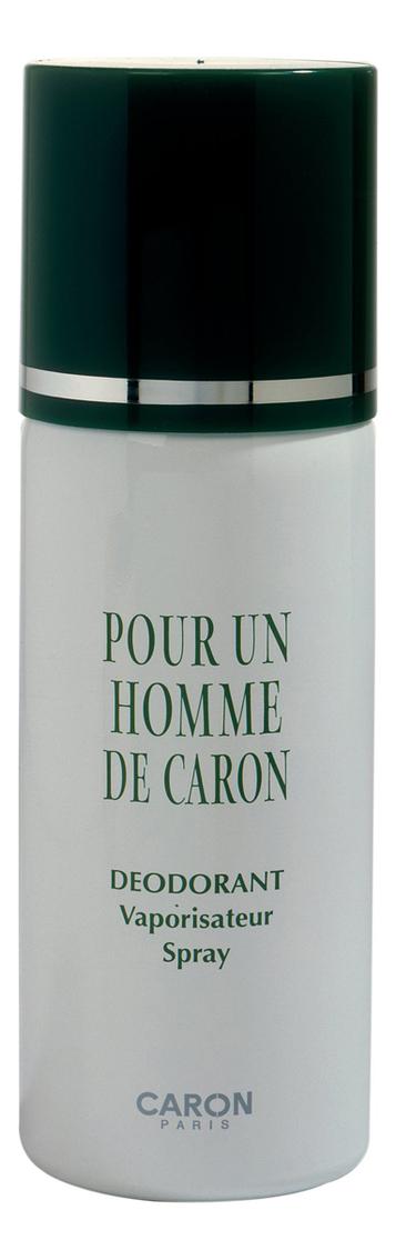 alain caron canada michael abene usa Pour Un Homme De Caron: дезодорант 200мл