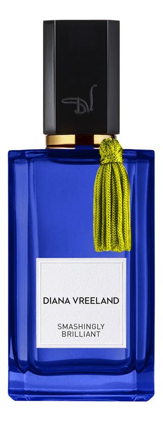 Diana Vreeland Smashingly Brilliant: парфюмерная вода 100мл тестер diana ross dimond diana парфюмерная вода 100мл