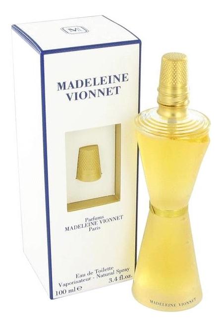 Madeleine Vionnet: туалетная вода 100мл лонгслив madeleine madeleine mp002xw1ht9t