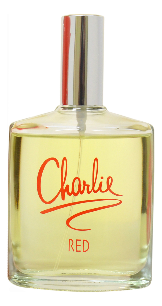 Revlon Charlie Red: туалетная вода 100мл тестер