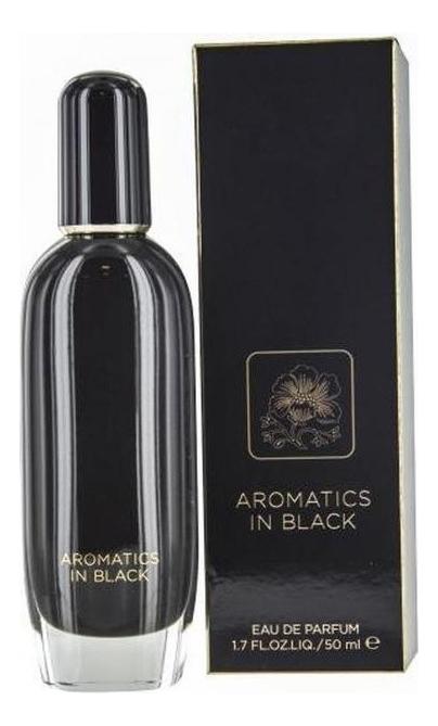 Купить Aromatics in Black: парфюмерная вода 50мл, Clinique