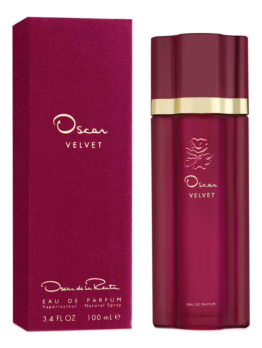 Купить Oscar Velvet: парфюмерная вода 100мл, Oscar de la Renta