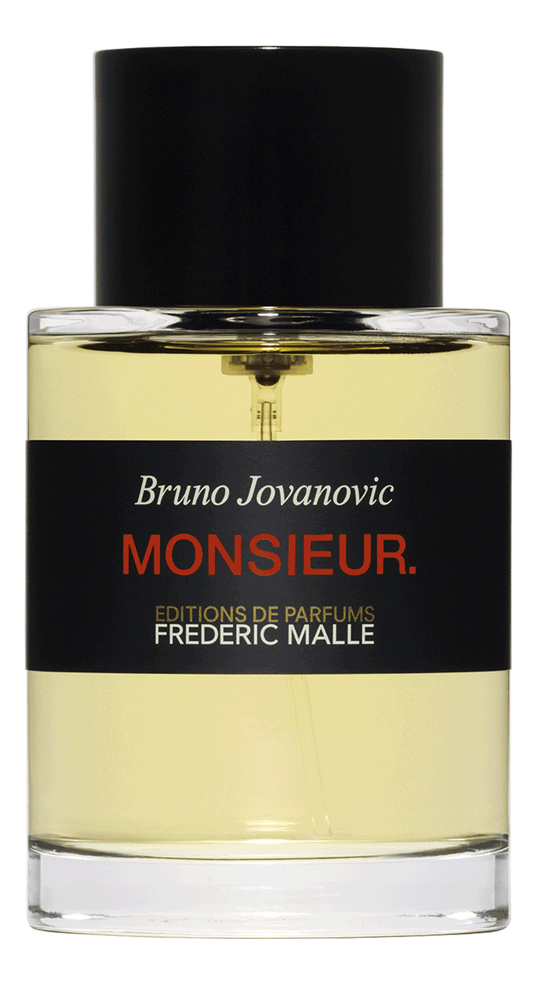 Frederic Malle Monsieur: парфюмерная вода 100мл тестер frederic malle bois dorage туалетные духи тестер 100 мл