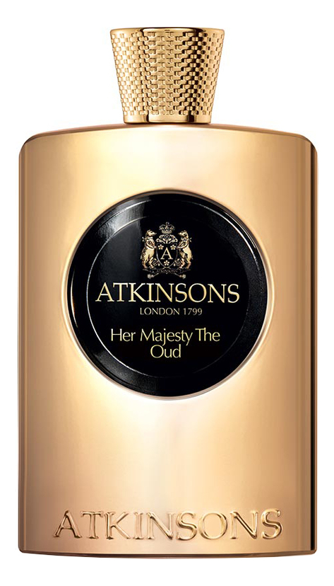 Atkinsons Her Majesty The Oud: парфюмерная вода 100мл тестер