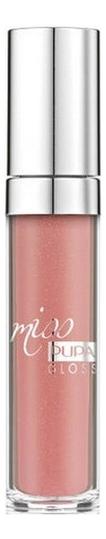 Купить Блеск для губ Miss Pupa Gloss 5мл: 300 Soft Kiss, PUPA Milano