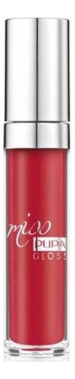 Блеск для губ Miss Pupa Gloss 5мл: 305 Essential Red недорого
