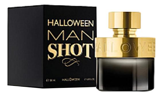 J.Del Pozo Halloween Man Shot: туалетная вода 50мл
