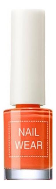 Лак для ногтей Nail Wear 7мл: No 12 essence the gel nail лак для ногтей серо синий тон 51 8 мл