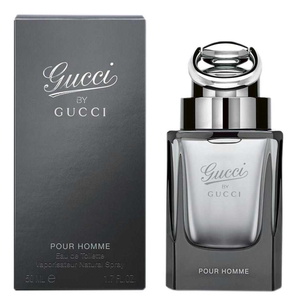 By Gucci Pour Homme: туалетная вода 50мл туалетная вода gucci gucci by gucci sport pour homme 90 мл