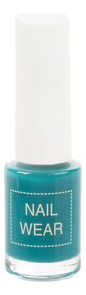 Лак для ногтей Nail Wear 7мл: 90 Cool Green