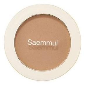 Купить Однотонные румяна Saemmul Single Blusher 5г: BR02, The Saem